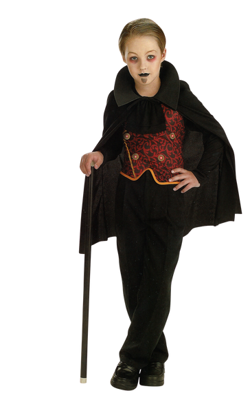 Kids Young Vampire Costume