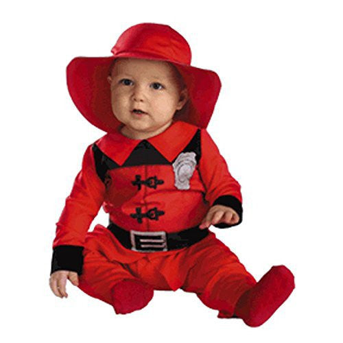 Baby Friendly Fireman costume