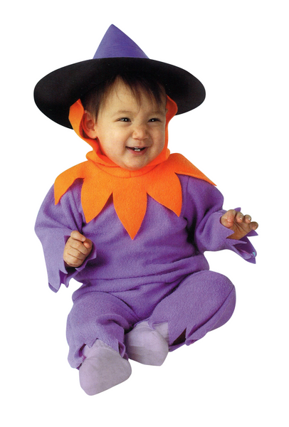 Infant W'ittle Witch Costume