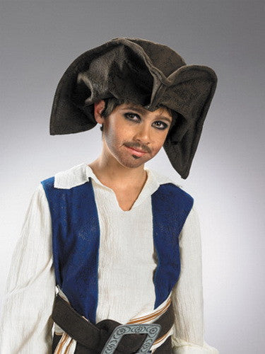 Kids Jack Sparrow Pirate Hat