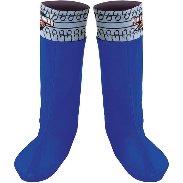 Blue Ranger RPM Boot Covers