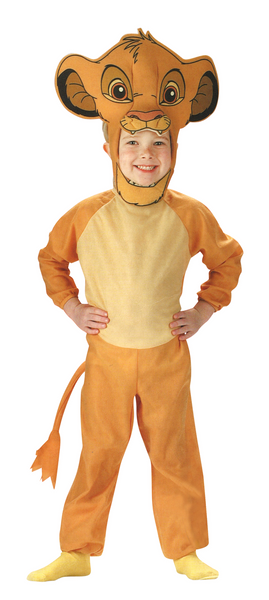 Toddler Simba Costume