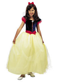 Kids Snow White Prestige Costume