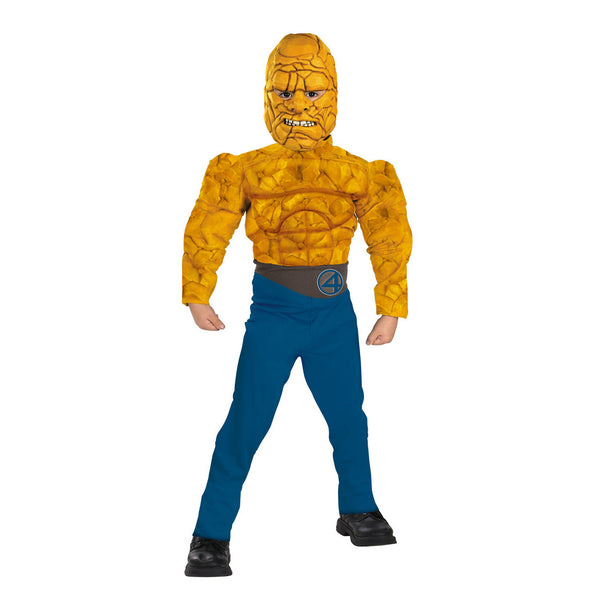 Kids The Thing Muscle Costume