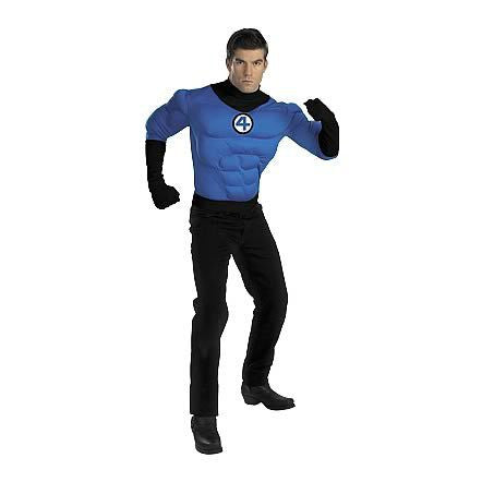 Adult Mr. Fantastic Costume