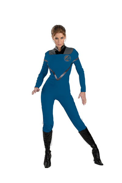 Adult Fantastic 4 Invisible Woman Costume