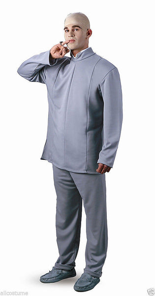Adult Dr. Evil Deluxe Costume