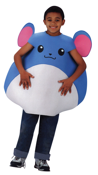 Child Pokemon Marill Costume