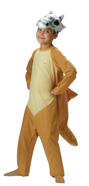 Child Pokemon Cubone Costume