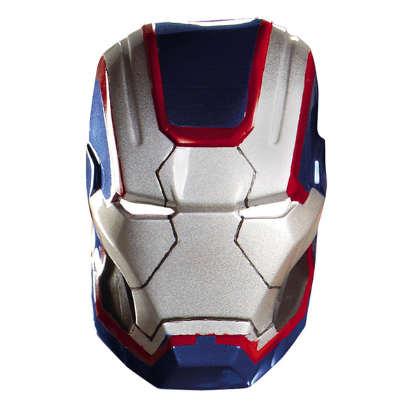 Iron Man Patriot Vacuform Mask