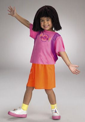 Kids Dora the Explorer Costume