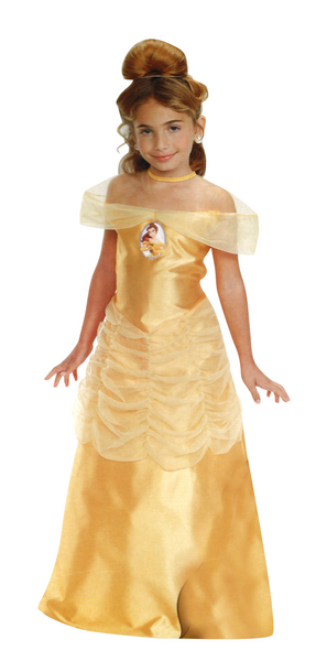 Child Belle Costume