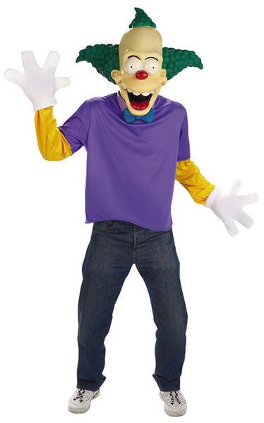 Adult Krusty The Clown Costume
