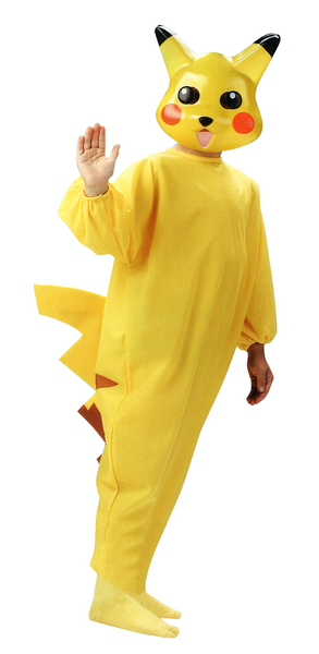 Child Pokemon Pikachu Costume