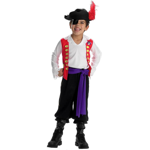 KIds Captain Feathersword Costume