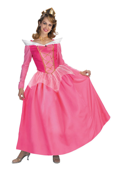 Adult Disney Sleeping Beauty Costume