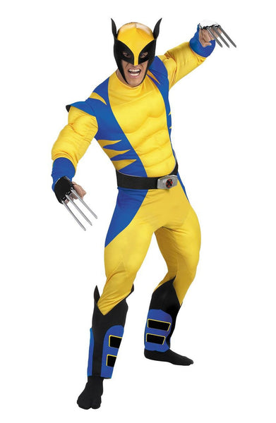 Adult Wolverine Deluxe Costume