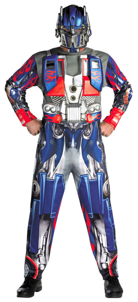Adult Optimus Prime Costume