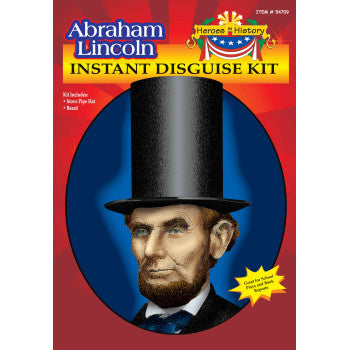 Abragam Lincoln Disguise Kit