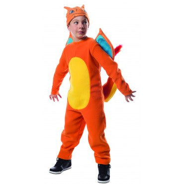 Kids Charizard Pokemon Costume