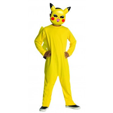 Kids Pikachu Pokemon Costume