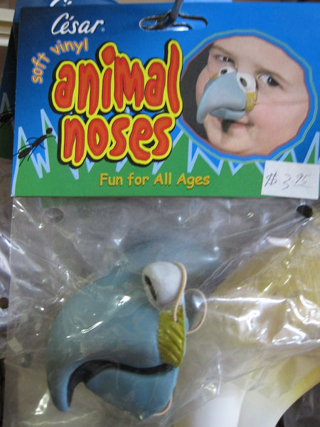 Animal Nose Mask-Parrot