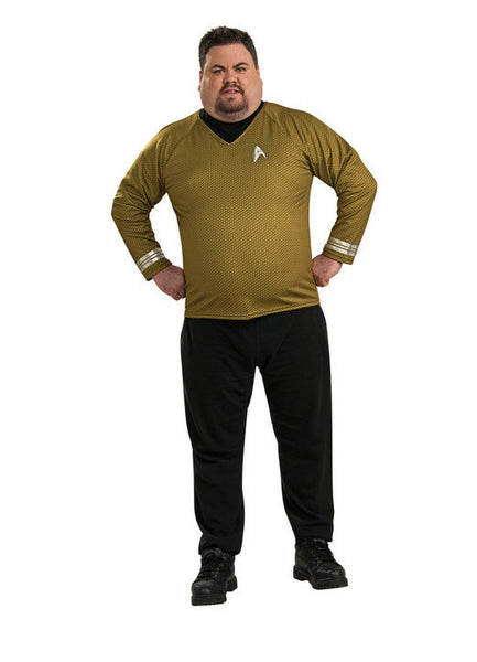 Adult Captain Kirk Deluxe Costume