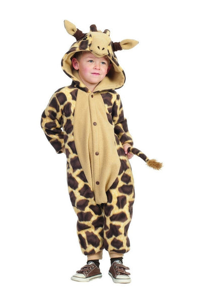 Kids Georgie Giraffe Funsies Costume