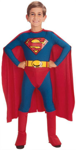 Kids Superman Costume R-18727