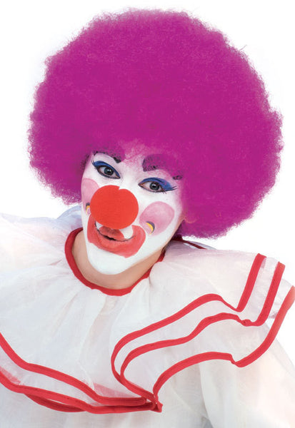 Adult Deluxe Clown Wig