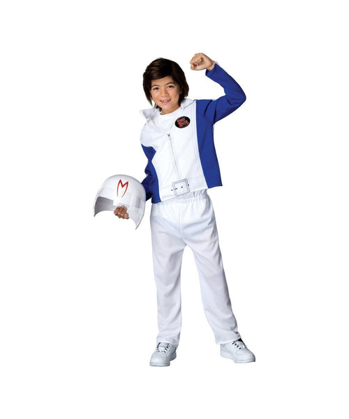 Kids Speed Racer Costume