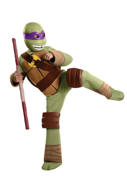 Kids Deluxe Donatello Costume