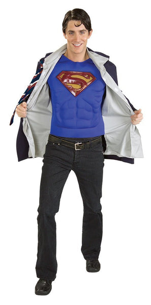 Adult Clark Kent/Superman Costume