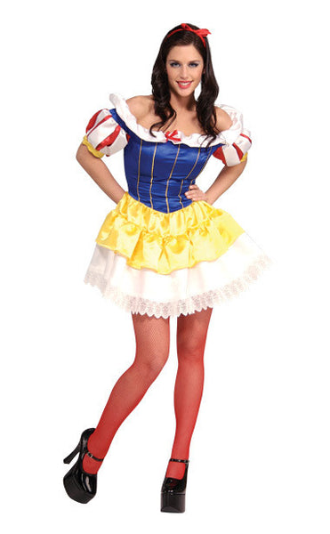 Adult Snow White Costume R-888327
