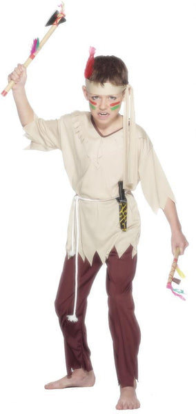 Child Indian Boy Costume