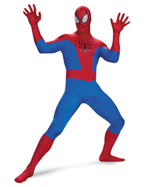 Adult The Amazing Spider-Man Super Deluxe Costume