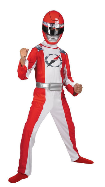 Kids Red Ranger Costume