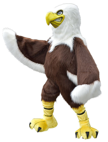 Fierce Eagle Mascot