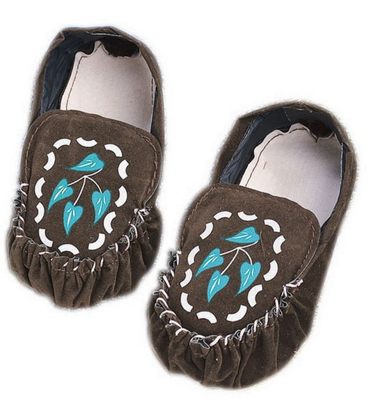 Adult Native American Moccasins