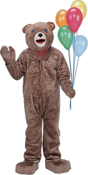 Teddy Bear Mascot Costume R-69013