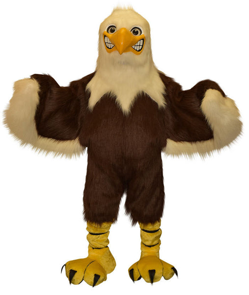 Fighting Eagle Mascot