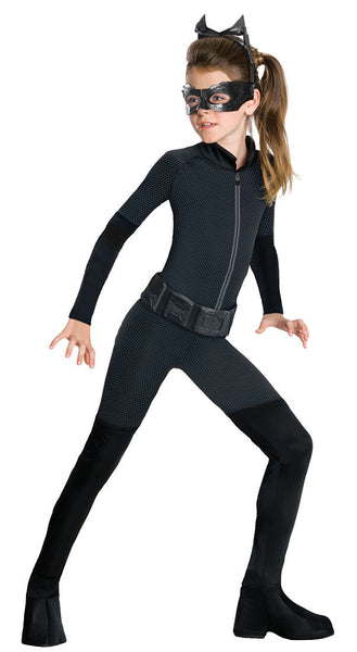 Girls Catwoman Costume