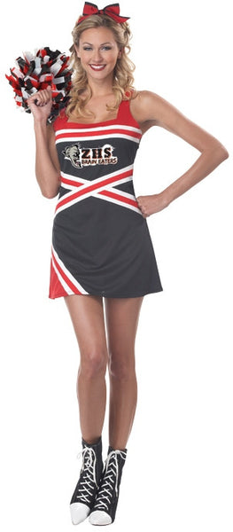 Adult Classic Cheerleader Costume