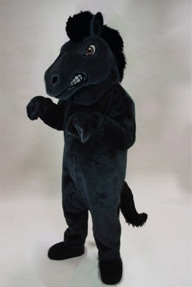 Fierce Stallion Mascot