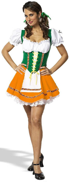 Adult Beer Garden Girl Costume CS-304