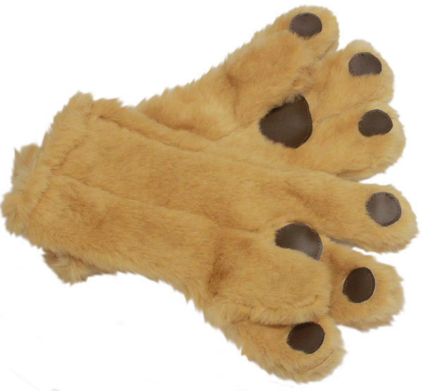 Cougar Mitts