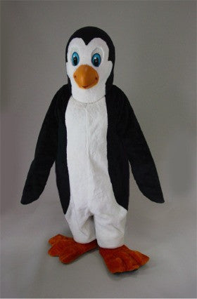 Petey Penguin Mascot