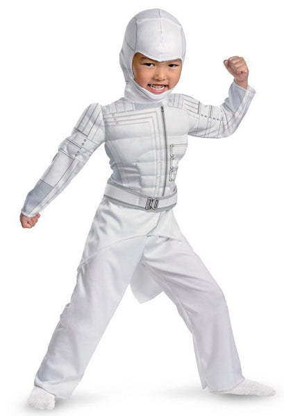 Toddler Muscle Storm Shadow Costume