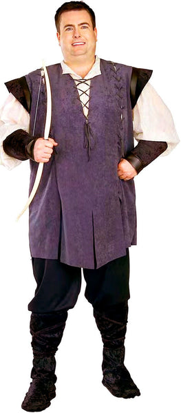 Adult Plus Robin Hood Costume