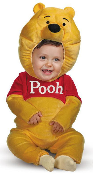 Toddler Winnie the Pooh Plush Costume